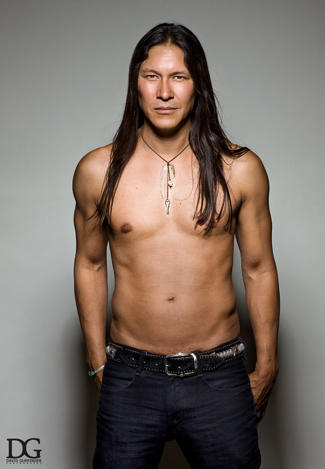 Rick Mora by David Gueringer